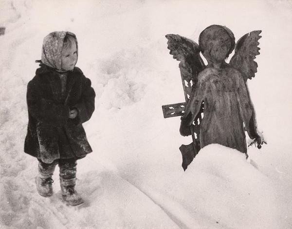 Martin Martinček – Dievčatko s anjelom