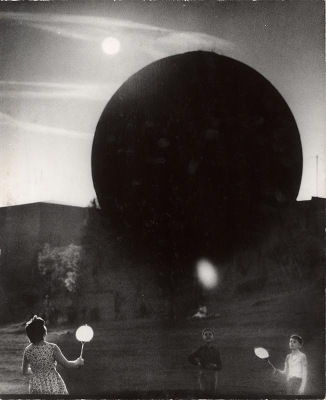 Tibor Honty - Letný podvečer, 1952, Slovenská národná galéria