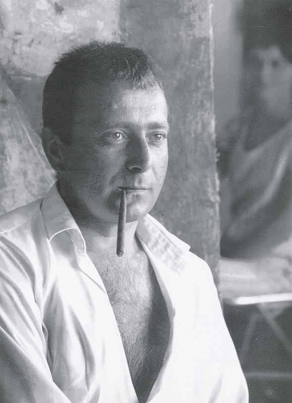 Ester Plicková – Portréty. Milan Paštéka sviržinkou