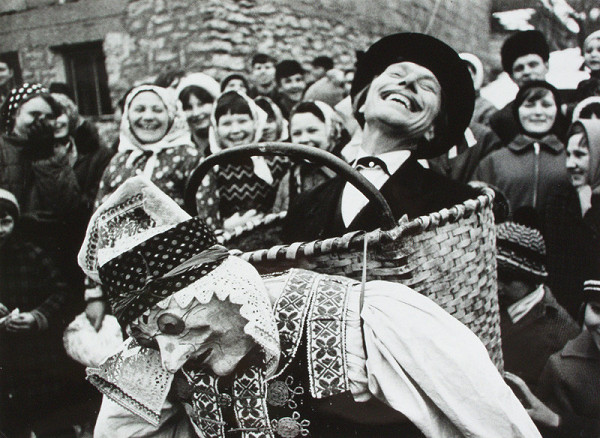 Igor Grossmann - Veselé fašiangy. Liptovské Sliače