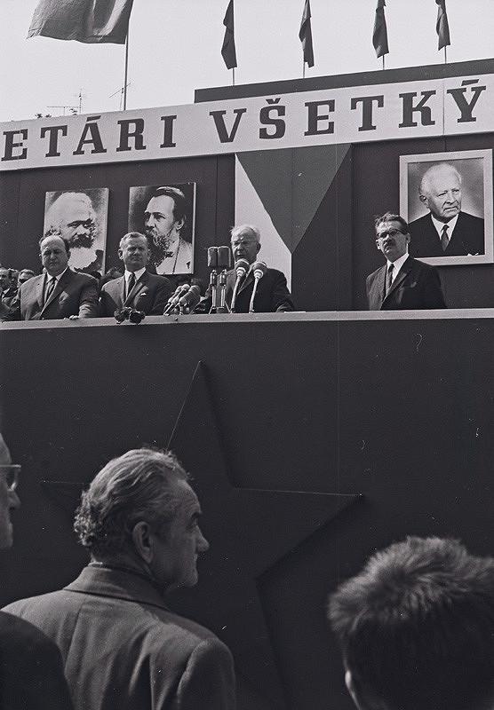 Peter Procházka - 1. máj 1969 II.
