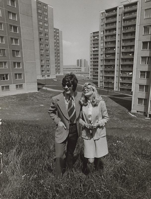 Karol Kállay – Fotografie pre časopis Móda V., 1974, Slovenská národná galéria