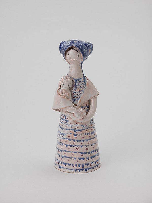Dagmar Rosůlková – Matka s dieťaťom