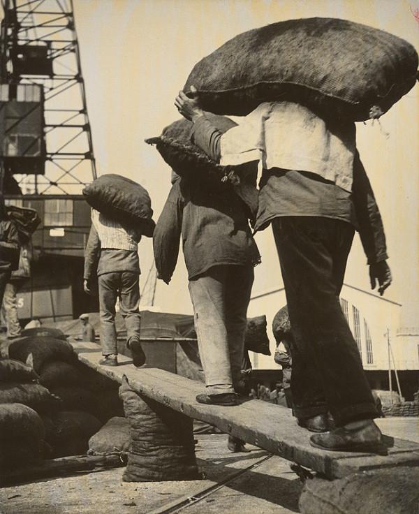 François Kollar – Prístavní robotníci