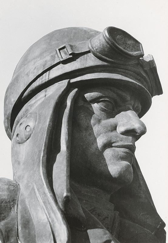 Viliam Malík – Pomník Milana Rastislava Štefánika II.