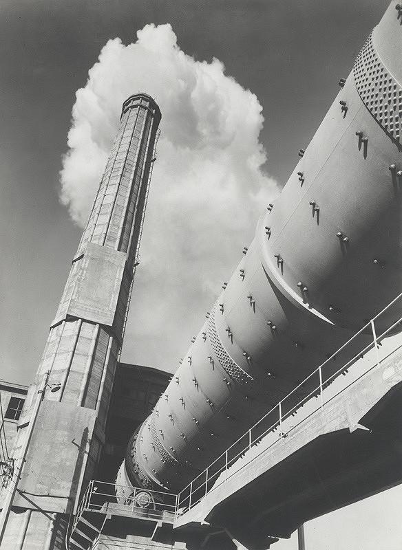 François Kollar – Dym