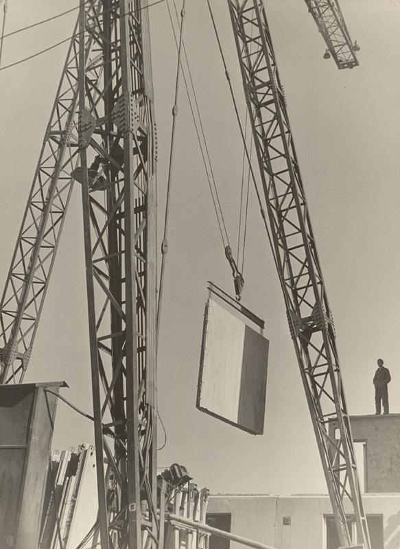 Ivan Kozáček – Prvá panelová stavba, Bratislava, 1960, Slovenská národná galéria
