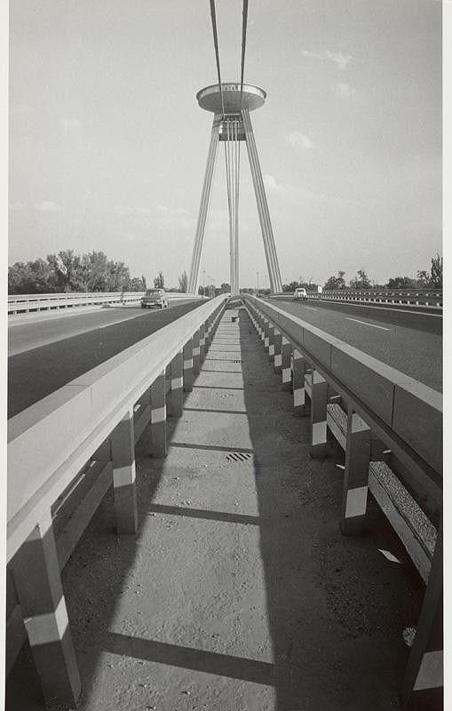 Ivan Kozáček – Most SNP. Bratislava