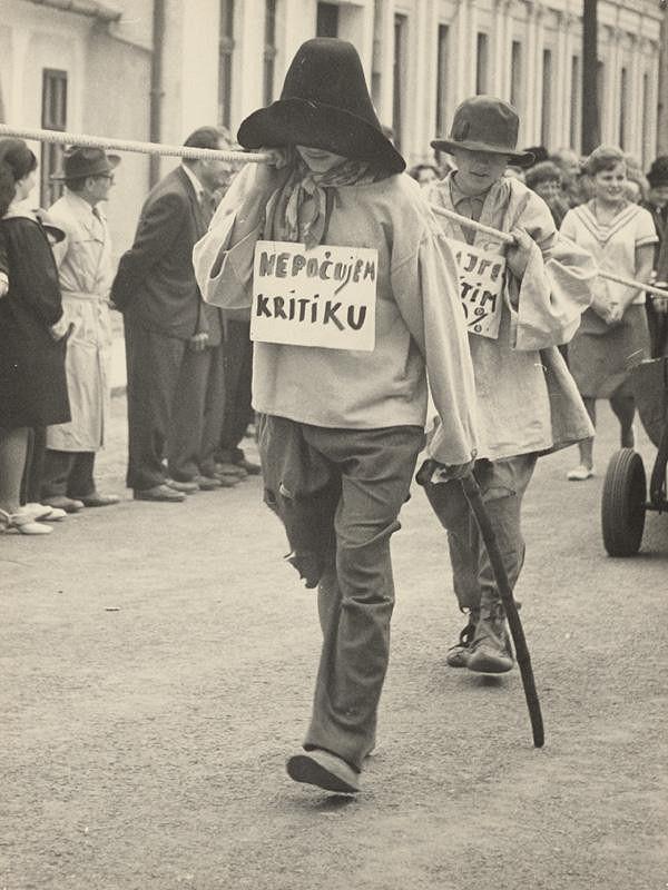 Ivan Kozáček – Protest