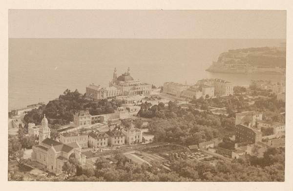 Neznámy autor – Monaco. Monte Carlo