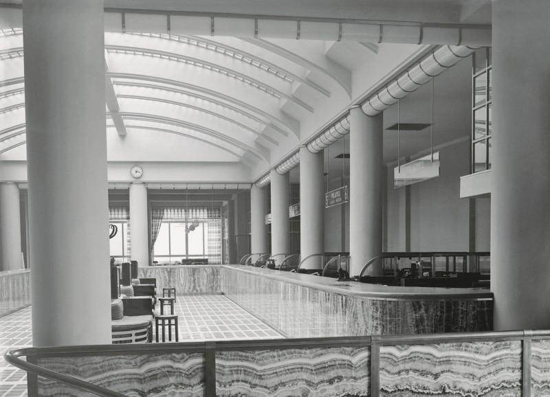 Jaromír Funke – Mestská sporiteľňa, 1932