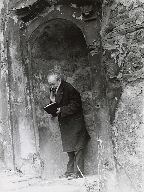 Pavol Breier st. – Portréty. Jozef Šturdík. Po žobraní