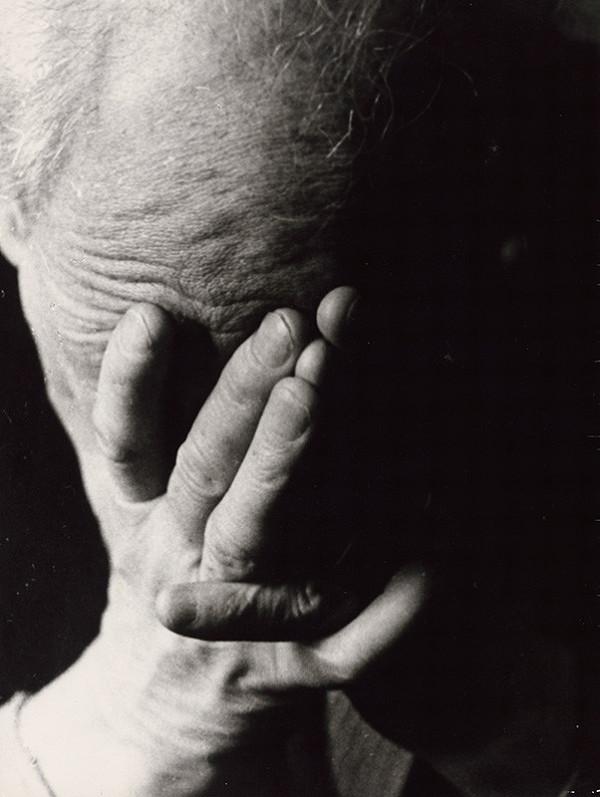 Pavol Breier st. – Portréty. Jozef Šturdík. Vzdych