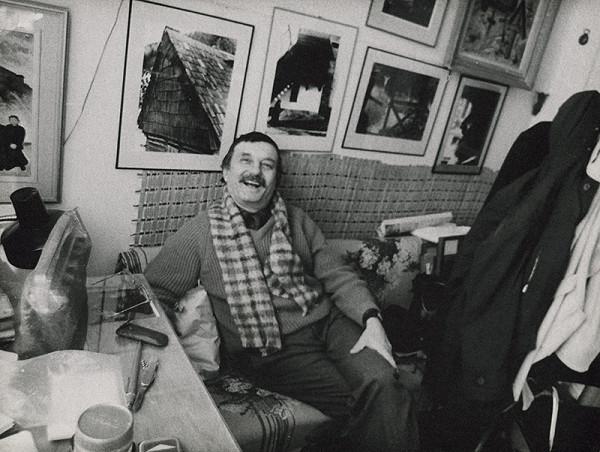 Pavol Breier st. - Portréty. Július Pántik