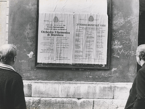 Pavol Breier st. – Taliansko I.