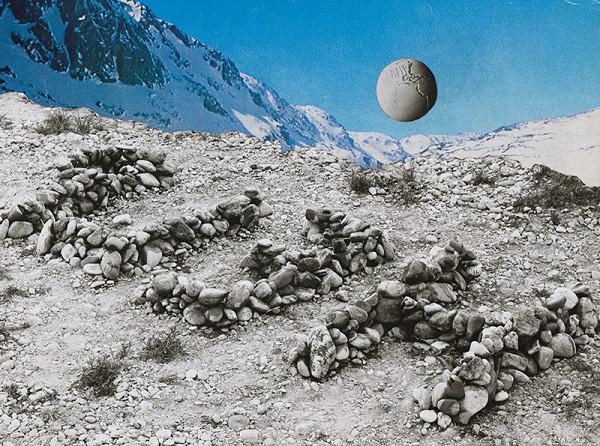 Juraj Meliš – Pohľad z Mesiaca na Zem (Z cyklu HELP)