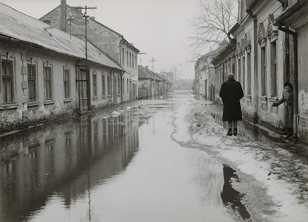 Viliam Malík – Bývalá Kutlíkova ulica