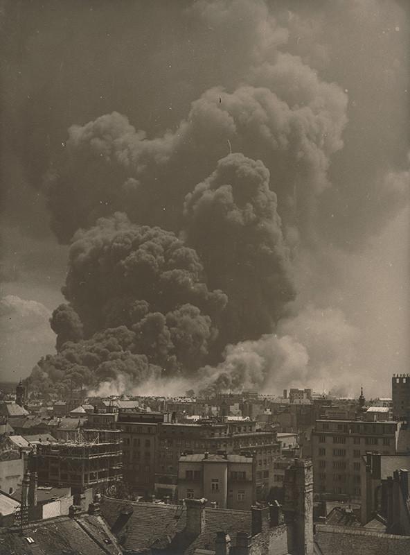 Viliam Malík – Apolka horí (16.6.1944), Slovenská národná galéria