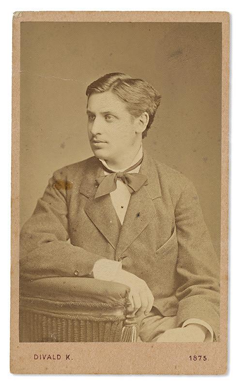 Karol Divald – Portrét muža