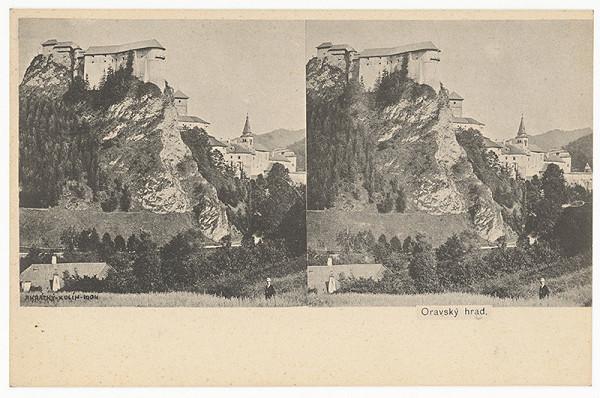 František Krátký - Oravský hrad