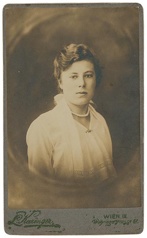 Ludwig Karinger – Portrét ženy