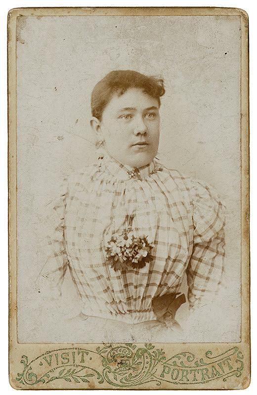 Teodor Krausz – Portrét ženy