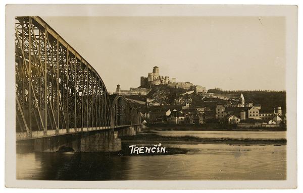 Foto Schwartz - Trenčiansky hrad