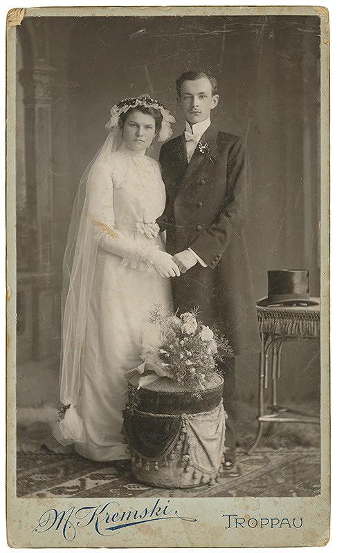 M. Kremski – Svadobný portrét
