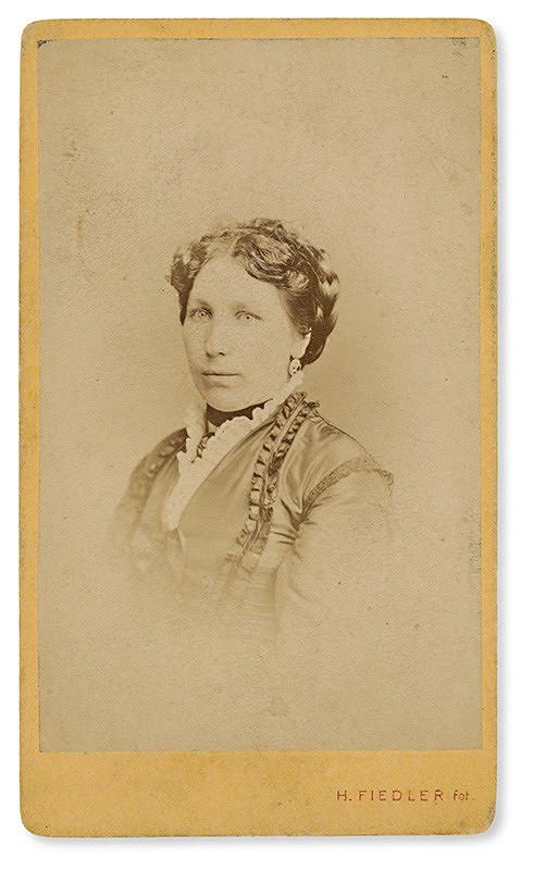 Hynek Fiedler – Portrét ženy