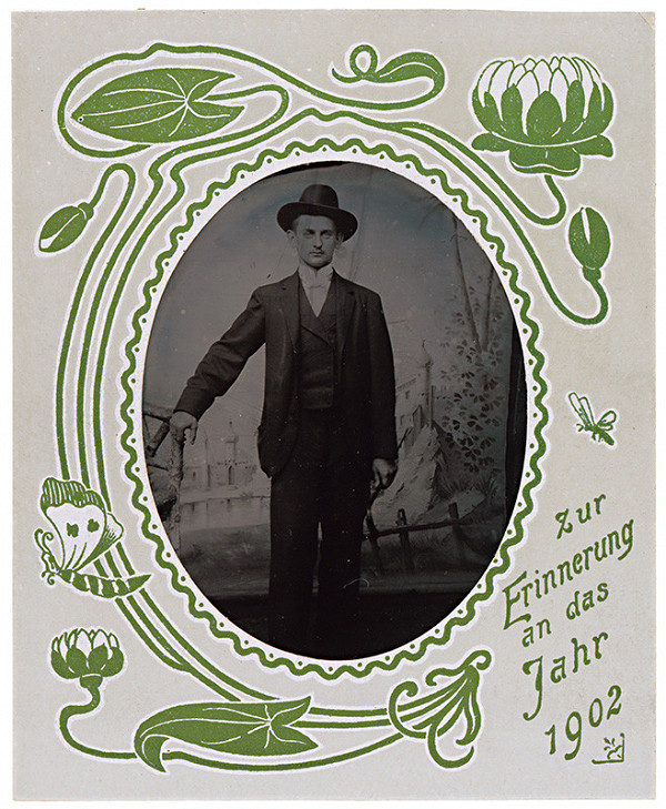 Neznámy autor – Portrét muža