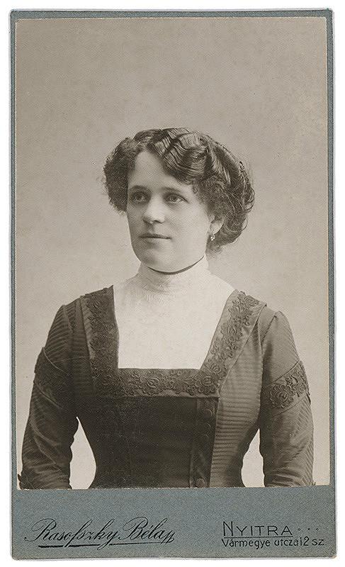Béla Rasofszky – Portrét mladej ženy