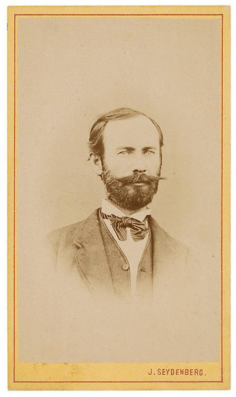 J. Seydenberg - Portrét muža