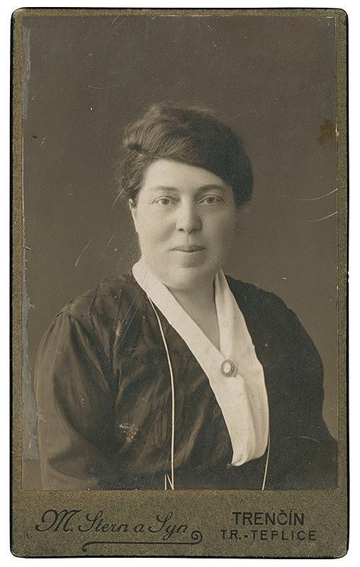 Jozef Stern – Portrét ženy