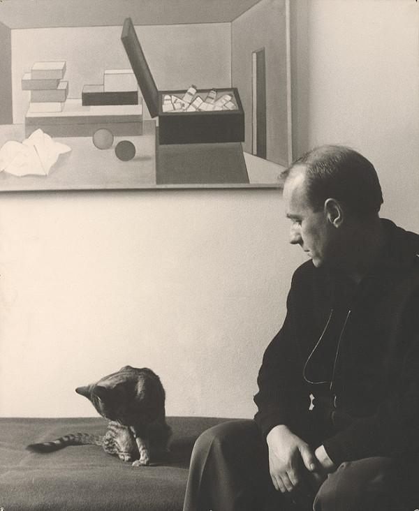 Magdaléna Robinsonová - Alojz Klimo. Portrét