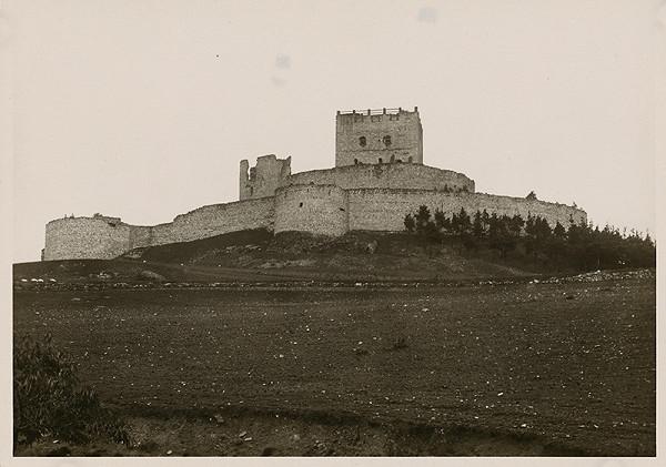 Ateliér Bruner - Dvořák - Zrúcanina Zborovského hradu