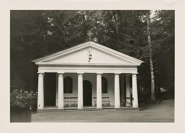 Ateliér Bruner - Dvořák – Kaplnka sv. Hildegardy na Sliači