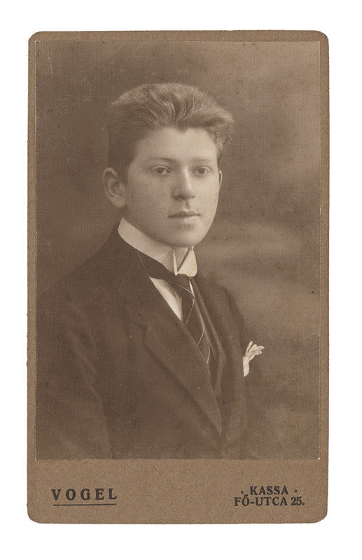 Daniel Vogel – Portrét mladého muža