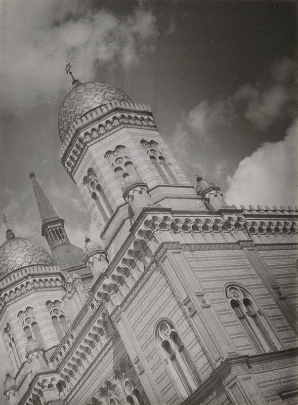 Viliam Malík – Neologická synagóga v Bratislave