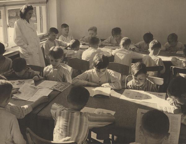 Viliam Malík – Deti v sanatóriu v Lučivnej