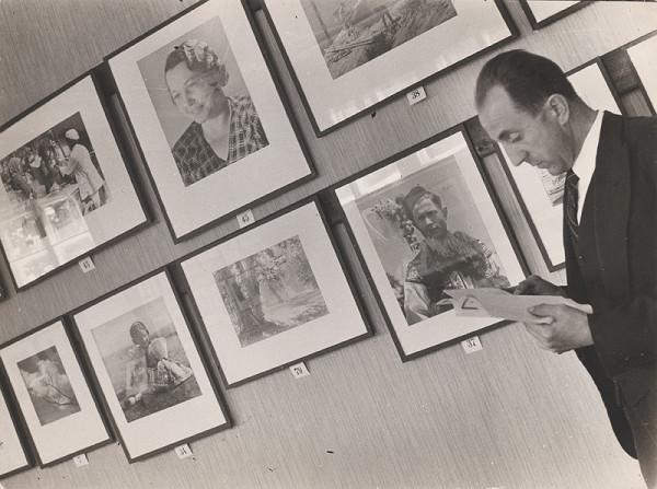Miloš Dohnány – VI. členská výstava sdruženia fotoamatérov YMCA v Bratislave