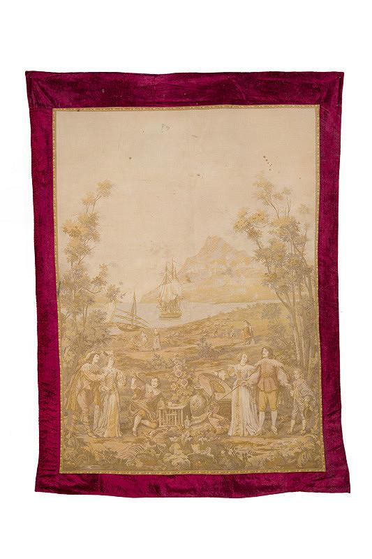 Západoeurópsky umelec z 18. storočia - Figurálny výjav