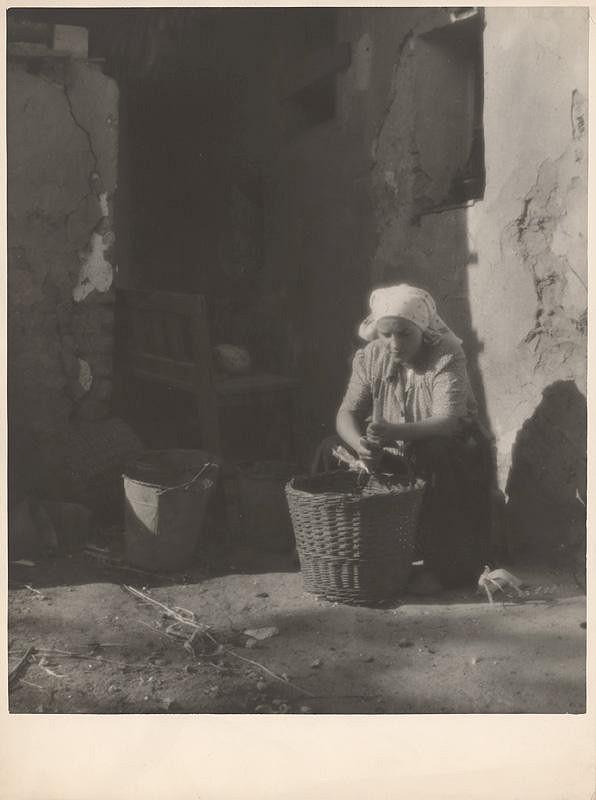 Ján Halaša - Lúpanie kukurice