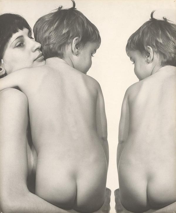 Magdaléna Robinsonová - Materstvo