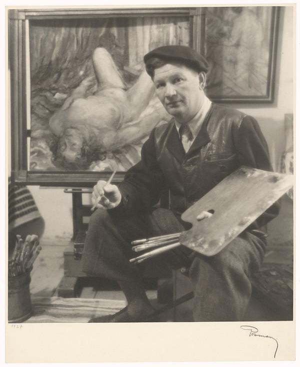 Ladislav Rozman - Portrét - Július Jakoby