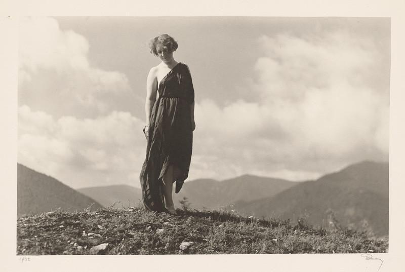 Ladislav Rozman – Žena, 1932, Slovenská národná galéria