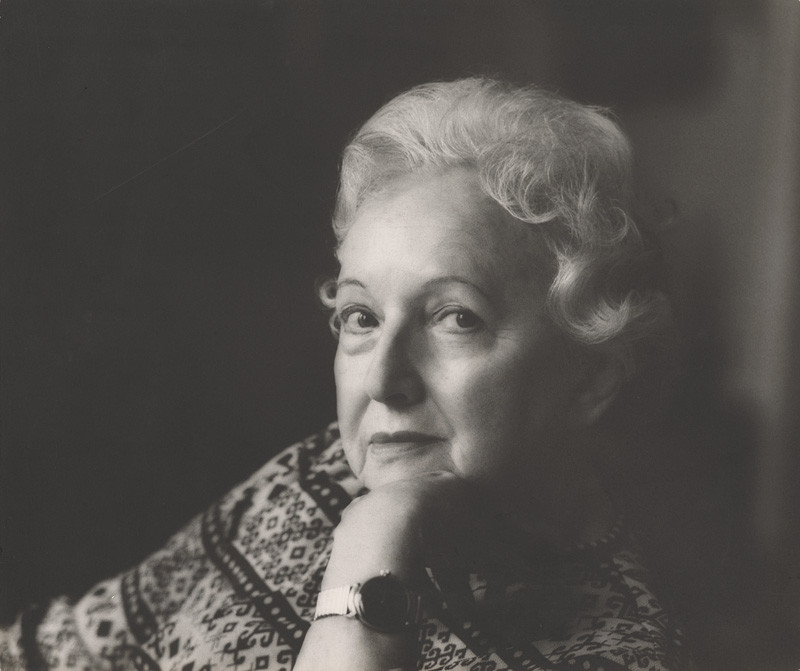 Magdaléna Robinsonová – Dagmar Rosulková, 1982, Slovenská národná galéria