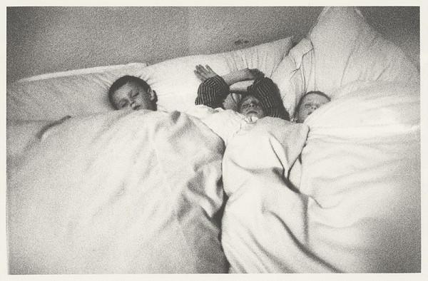 Markéta Luskačová – Šumiac. Spící deti