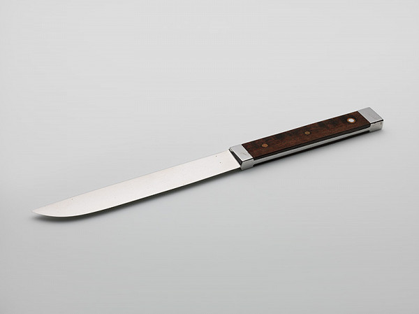 Rudolf Mikuláš Greppel – Tranžírovací nôž