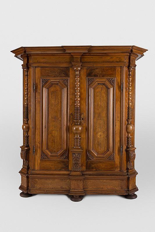 Norimberský remeselník z 18. storočia – Skriňa