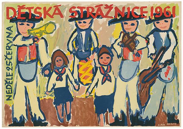 Moravský autor - Detská Strážnica